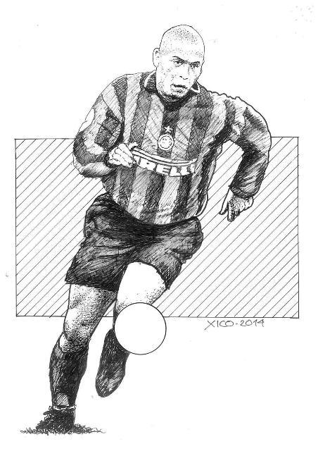 Ronaldo by FCARLOS